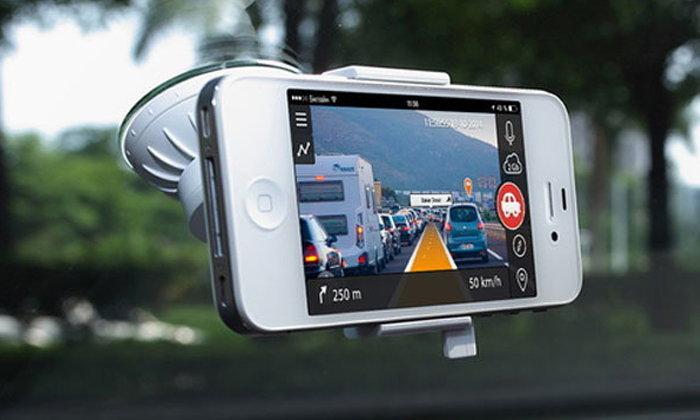 4 Apps ที่เปลี่ยนมือถือเป็นกล้องติดหน้ารถ ง่ายๆ แค่โหลด