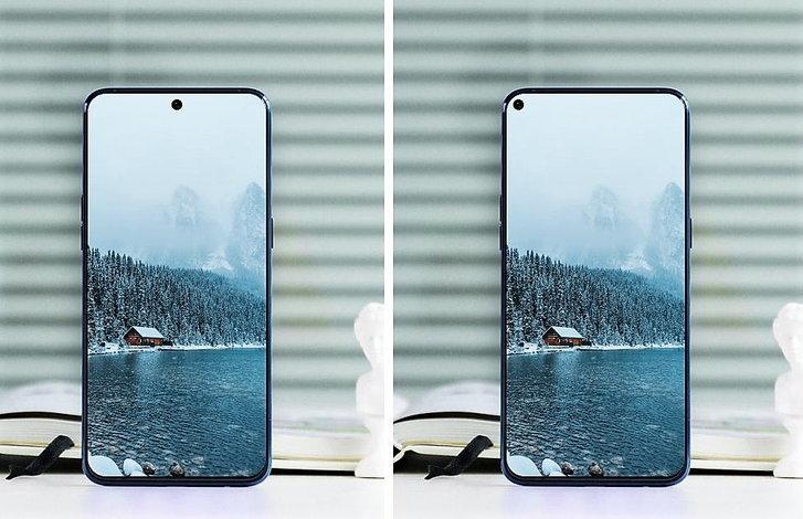 """Samsung เผย Galaxy A8s จะมี """"จอเต็ม"""" และ """"รูติดตั้งกล้องหน้า"""""""