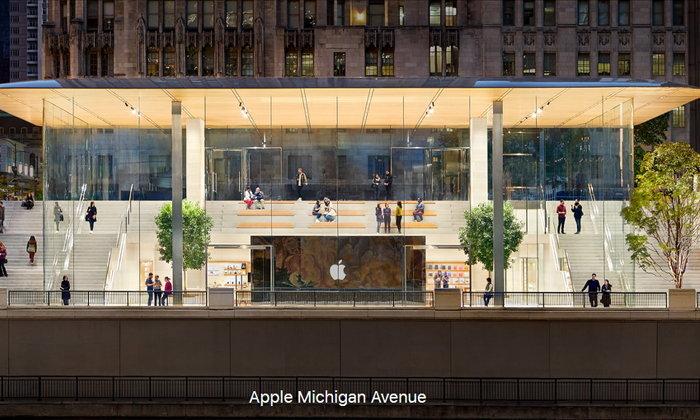 พาไปดู 5 Apple Store ดีไซน์สวยงาม มีเอกลักษณ์น่าจดจำ