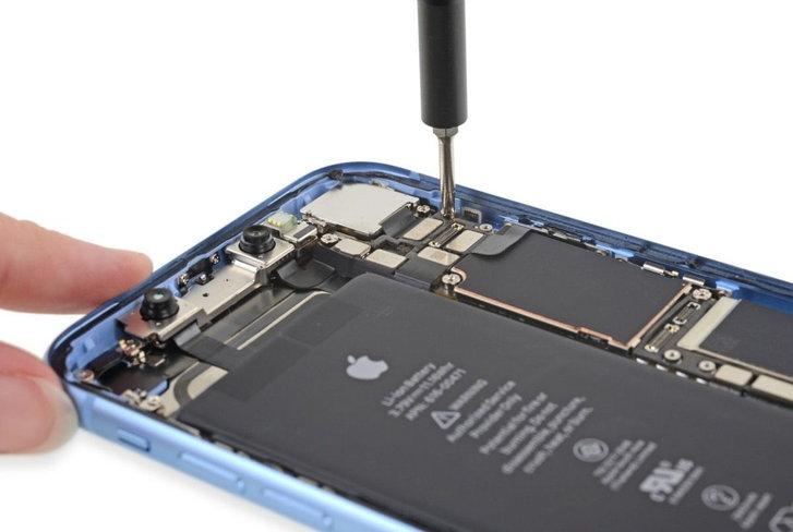 iFixit ชำแหละ iPhone XR งานประกอบชั้นดีในมาตรฐาน Apple