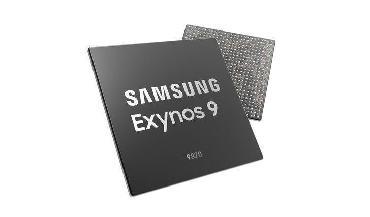 Samsung เปิดตัวชิปเซ็ต Exynos 9820 : นวัตกรรม 8 นาโนเมตร, เชื่อมต่อ 2 Gbps และมี AI