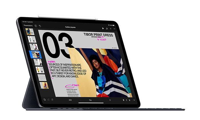 """พบฟีเจอร์ใหม่บน """"iPad Pro"""" รุ่นใหม่ ที่สามารถแปะกับตู้เย็นแล้วใช้งานได้ทันที"""