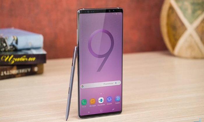 """ลือ """"Samsung Galaxy Note 10"""" อาจจะใช้หน้าจอ 6.66 นิ้วความละเอียด 4K"""