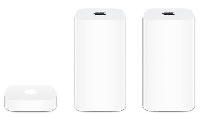 "Apple ยุติการจำหน่าย ""AirPort"" อุปกรณ์เครือข่ายของตนแล้ว"