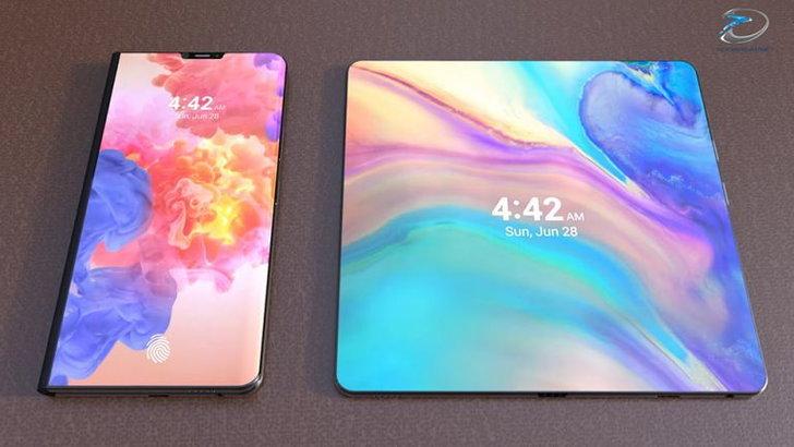 Huawei พัฒนาสมาร์ทโฟนจอพับได้ รองรับ 5G สำเร็จแล้ว รอแค่เปิดตัวเท่านั้น!