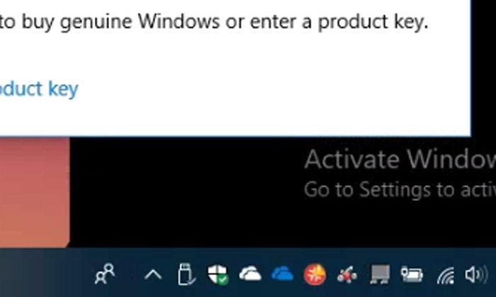 งานเข้า! พบบั๊กผู้ใช้ Windows 10 Pro ขึ้นให้ Activate Windows ทั้งที่ Activated ใช้อยู่ทุกวัน