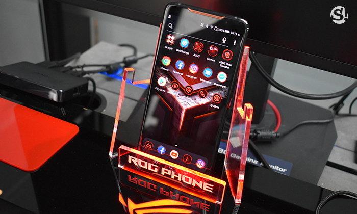 เปิดราคา ASUS ROG Phone มือถือสุดสวยเพื่อคอเกม กับสเปคแรงจัด เริ่มต้น 29,990 บาท