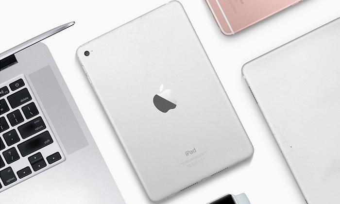 """โครงการ """"Apple GiveBack"""" นำของเก่าไม่ใช้แล้วมาแลกบัตรของขวัญ ในไทยได้แล้วที่ Apple ICONSIAM"""