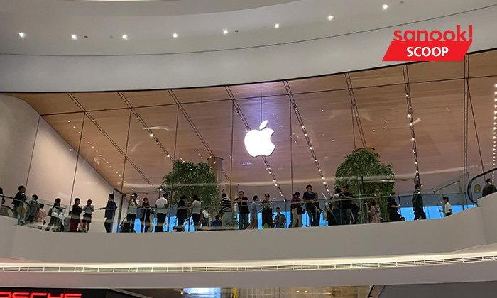 5 เรื่องที่คาดไม่ถึง เมื่อคุณได้ก้าวเข้า Apple Store ในประเทศไทย