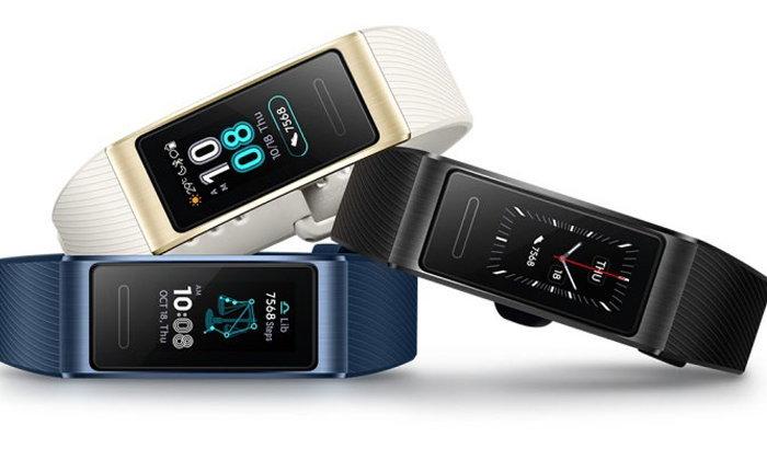 เปิดขาย Huawei Band 3 Pro และ Band 3e ในสหรัฐอเมริกา