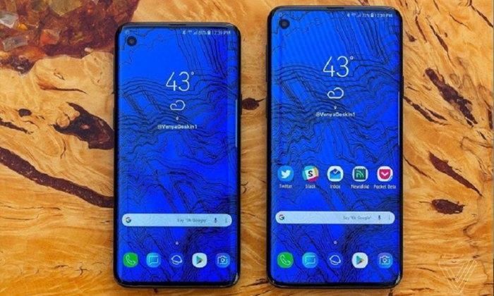 Samsung Galaxy S10 อาจใช้จอไร้ขอบไร้ติ่ง Infinity-O พร้อมรูติดตั้งกล้องหน้า