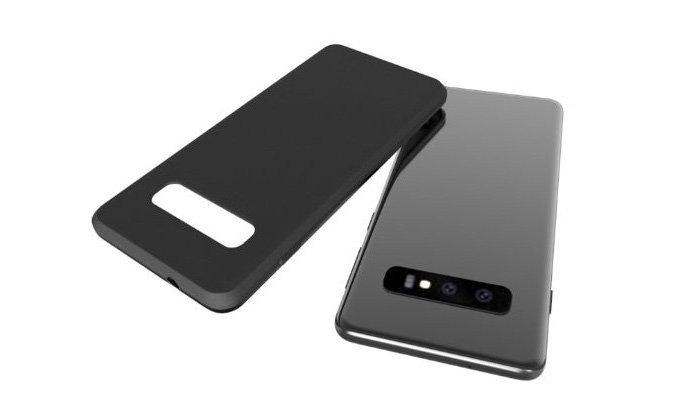 """หลุดภาพ """"Samsung Galaxy S10"""" จะมีกล้องหลังคู่ และคะแนนประสิทธิภาพของ """"Galaxy S10+"""" ที่รอคอย"""