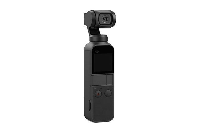 """""""DJI OSMO Pocket"""" ลูกผสมระหว่างกล้องจิ๋วจอมลุย กับ ไม้ Selfie เปิดตัวแล้ว"""