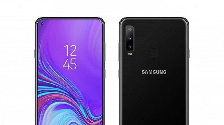 Samsung Galaxy A8s ผ่านรับรองจาก FCC แล้ว