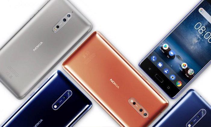 Nokia 8 ได้รับอัปเดต Android Pie อย่างเป็นทางการแล้ว!