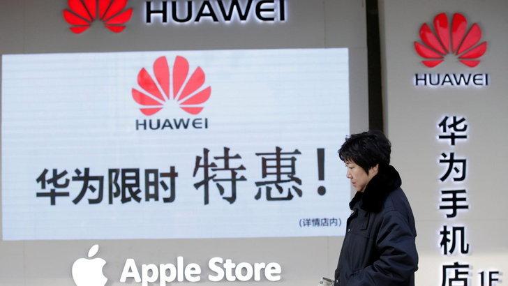 """บริษัทจีนหนุน พนง. หันใช้ Huawei พร้อมขู่  """"ใครใช้ iPhone อดเลื่อนตำแหน่ง-ได้โบนัส"""""""