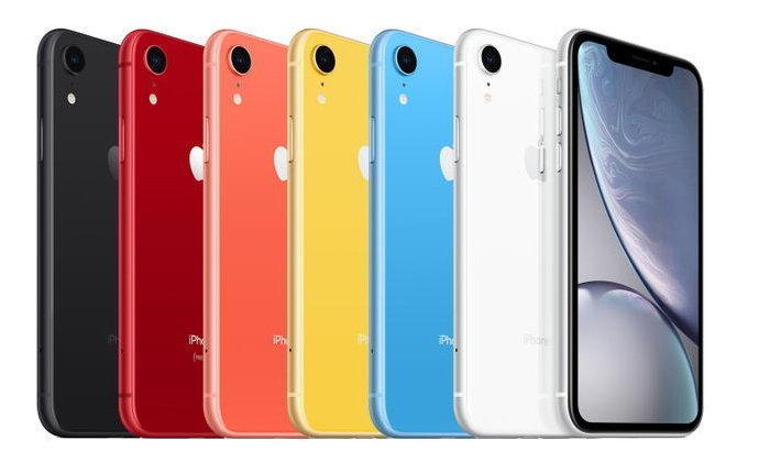 """Apple เปิดเผยยอดขาย """"iPhone XR"""" ในสหรัฐอเมริกา ขึ้นแท่นขายดีที่สุดในบรรดา iPhone รอบเดือนที่แล้ว"""