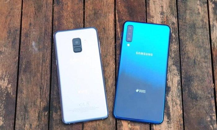 """หลุดสเปค """"Samsung Galaxy A50"""" จะได้กล้องหลัง 24 ล้านพิกเซล พร้อมแบตเตอรี่ขนาดใหญ่"""