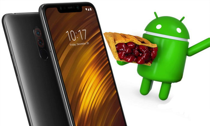 Xiaomi Pocophone F1 เปิดให้ผู้ใช้อัปเดตเป็น Android 9 Pie ได้แล้ววันนี้