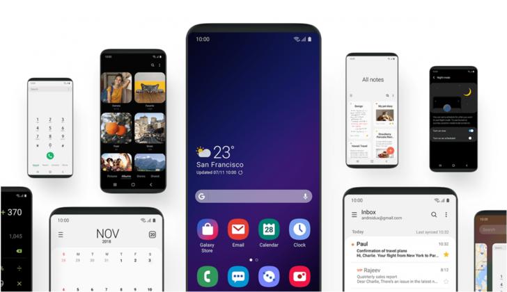 Samsung เริ่มโปรโมท One UI : อินเทอร์เฟสสุดเรียบง่ายสำหรับเรือธงยุคต่อไปของ Samsung