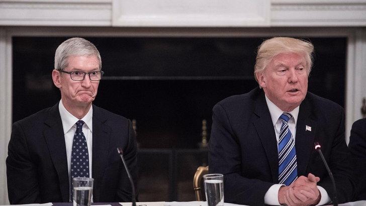 Trump ระบุ ยอดขาย iPhone ตกแค่นี้เรื่องเล็กๆ ย้ายโรงงานกลับมาสหรัฐสิ