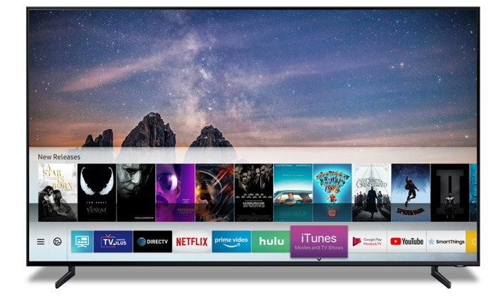 อยู่ดีๆ ก็มีวันนี้! Apple จับมือ Samsung ใส่ iTunes และ AirPlay ในทีวีรุ่นล่าสุด