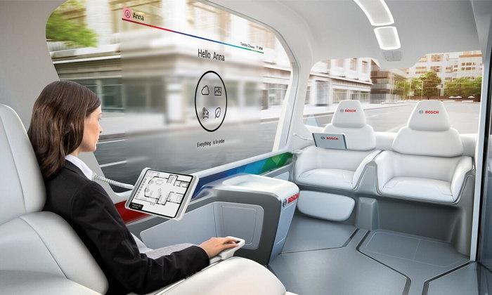 บ๊อชสยายปีกขึ้นแท่นผู้นำ IoT แห่งยุค ผลักดันโซลูชั่นส์แห่งการเชื่อมต่อด้านเทคโนโลยีการขับเคลื่อน