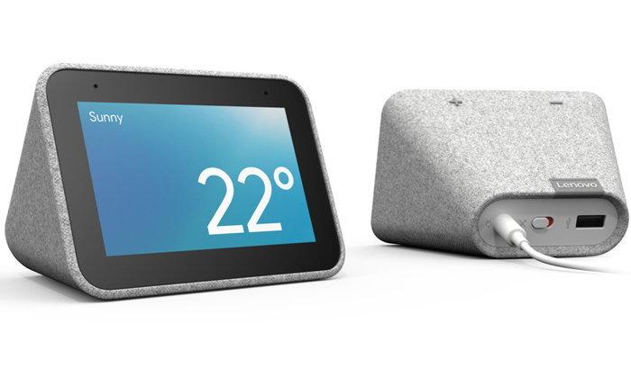 """เปิดตัว """"Lenovo Smart Clock"""" พร้อมระบบผู้ช่วยส่วนตัว Google Assistant"""