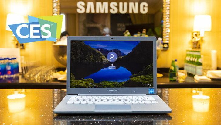 [CES 2019] Samsung เปิดตัว Notebook 9 Pro เน้นกลุ่มเป้าหมายนักสร้างสรรค์โดยเฉพาะ
