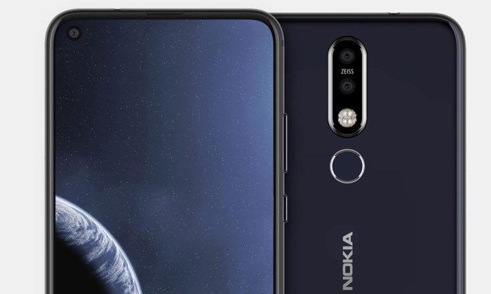 Nokia จะเริ่มใช้ดีไซน์กล้องแบบเจาะรูกับเขาแล้ว!