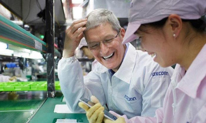 Foxconn กำไรหดหลังยอดขาย iPhone ลดลง