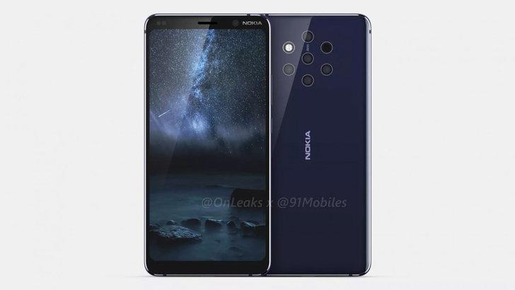HMD จะรีบเปิดตัว Nokia 9 ก่อนงาน MWC 2019 : เลี่ยงถูกเปรียบเทียบกับเรือธงรุ่นอื่น