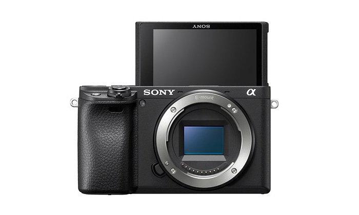 """""""Sony A6400"""" กล้อง Mirrorless รุ่นกลางพร้อมระบบโฟกัสเร็วกว่าเดิม"""