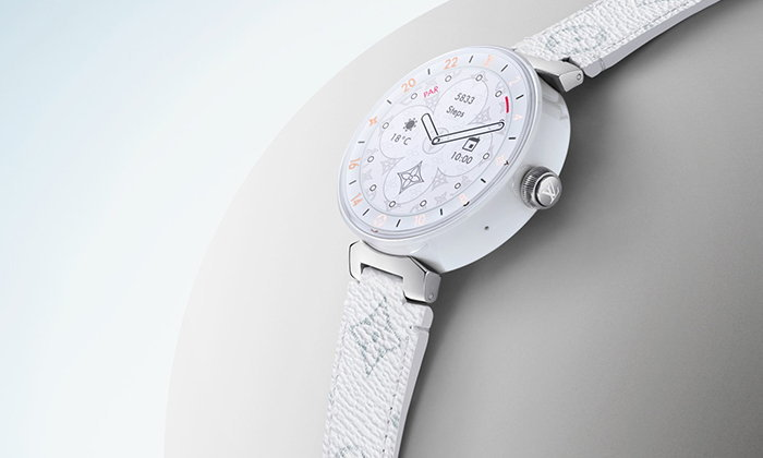 Louis Vuitton เปิดตัว Smart Watch รุ่น Tambour Horizon กับสเปคที่ดีกว่าเดิม