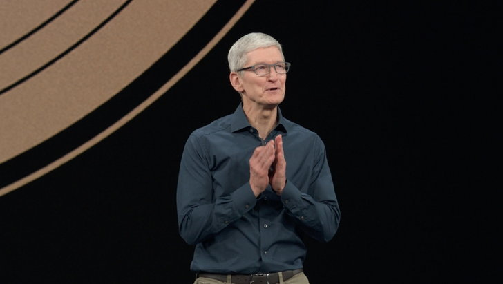 Tim Cook ประกาศ ยอดขาย iPhone ต่ำกว่าที่คาดเอาไว้มาก