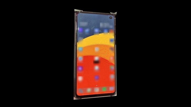 """ภาพหลุดตัวเครื่อง """"Samsung Galaxy S10"""" จอเต็ม """"Infinity-O Display"""" พร้อมรูติดตั้งกล้องหน้า"""
