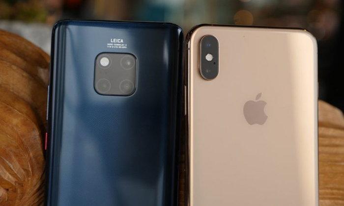 ยอดขาย iPhone ในประเทศจีนลดลง 22% โดน Huawei แซงขึ้นเป็นแนวหน้า