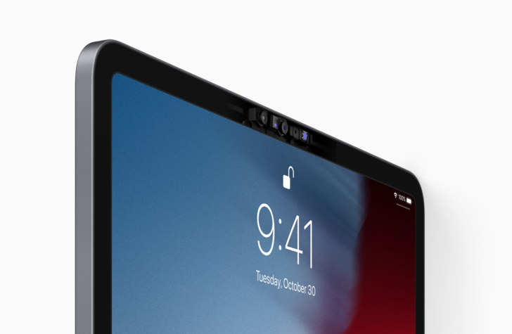 iPad 2019 อาจใช้ Face ID แทน Touch ID!