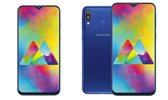 เผยโฉมแล้ว Samsung Galaxy M10 และ Galaxy M20 มือถือจอใหญ่สเปคดี เริ่มต้นไม่ถึง 4,000 บาท