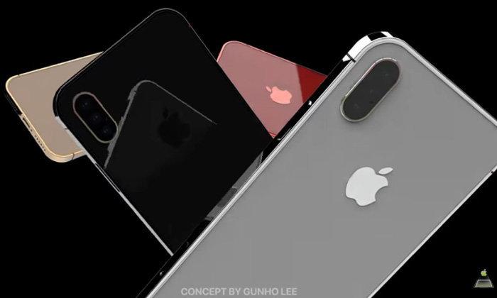 """ชมภาพ """"iPhone XI Concept"""" ที่ขอบด้านข้างได้รับอิทธิพลจาก """"iPhone SE"""""""