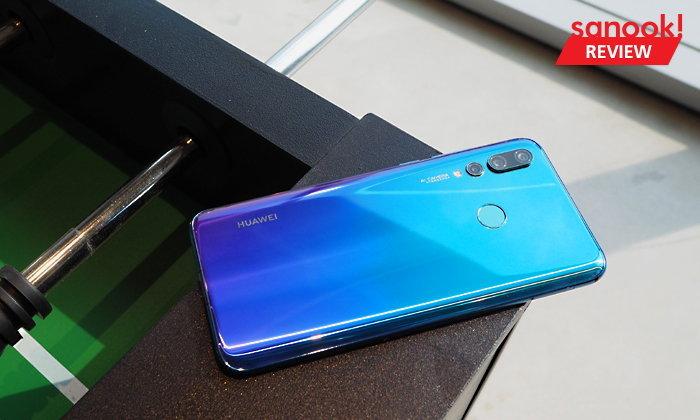 """รีวิว """"Huawei Nova 4"""" มือถือรุ่นกลางกับหน้าจอ Punch Display ที่ครบเครื่องในงบ 16,990 บาท"""