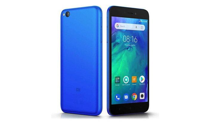 """""""Redmi Go"""" เปิดมือถือรุ่นใหม่ใช้ Android Go ราคาไม่ถึง 3,000 บาท"""