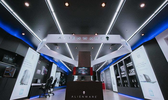 "Dell และ JIB เปิดตัว ""Alienware Experience Store"" แห่งแรกในประเทศไทย"