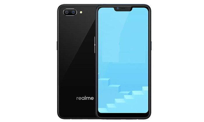 Realme C1 ปรับลดราคาจาก 3,990 บาท เหลือ 3,590 บาท
