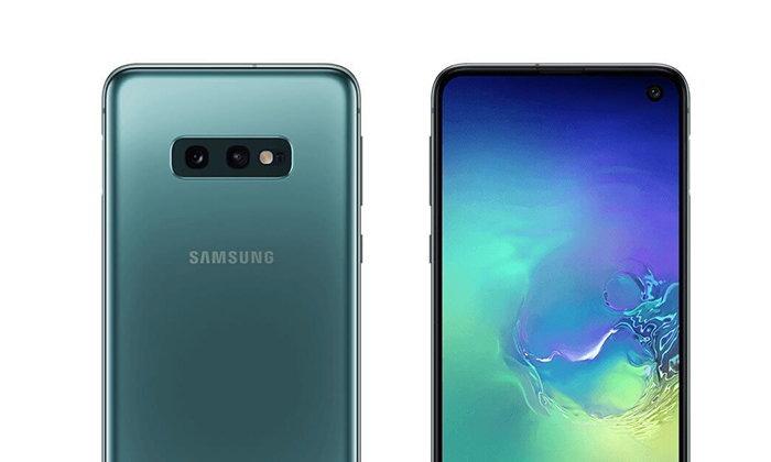 """ชมภาพ Render ของจริงกับ """"Samsung Galaxy S10 E"""" มาพร้อมกับหน้าจอเรียบ และกล้องหลังคู่"""