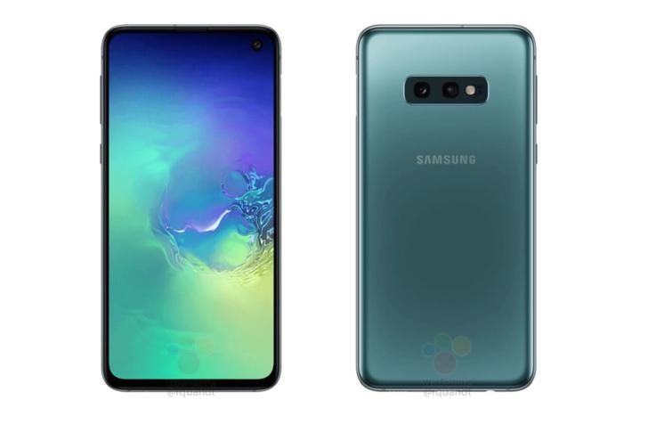 เผยภาพเรนเดอร์ Samsung Galaxy S10 E อย่างเป็นทางการ : รุ่นเล็กที่อาจเป็นคู่แข่ง iPhone XR