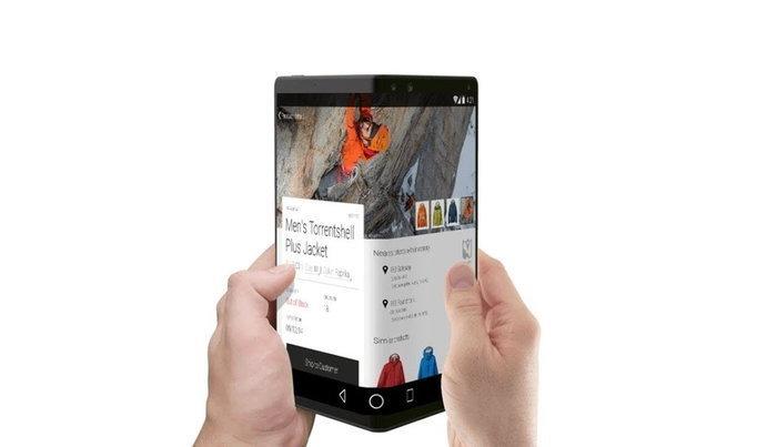 "LG อาจจะเปิดตัวมือถือแบบพับได้ในงาน ""Mobile World Congress 2019"""