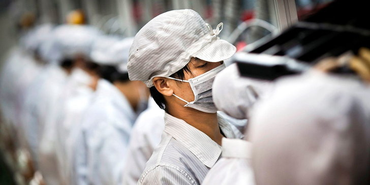Foxconn ปลดพนักงานกว่า 50,000 ชีวิตรับยอดขาย iPhone ตก