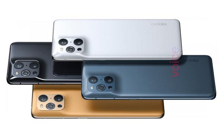 ลือ OPPO Find X3 Pro จะได้แบตเตอรี่ขนาด 4500 mAh รองรับกำลังชาร์จไฟ 65W