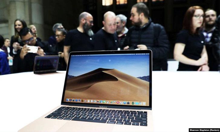 """""""แอปเปิล"""" เตรียมออก """"Macbook Air"""" บางเบาตัวใหม่ พร้อมสายชาร์ทหัวแม่เหล็ก"""